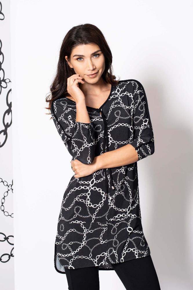 Tunica Marti Chain print - Winter 2019