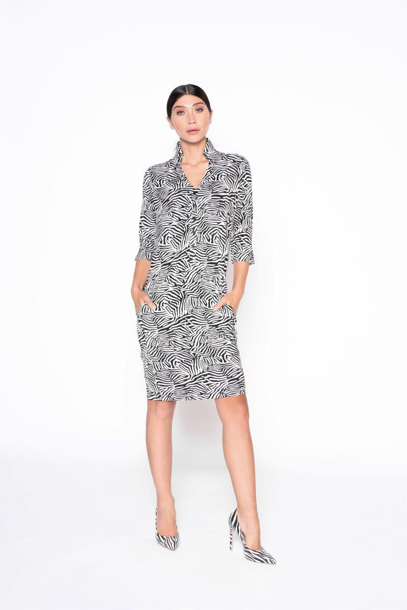 Dress Classy Zebra PR