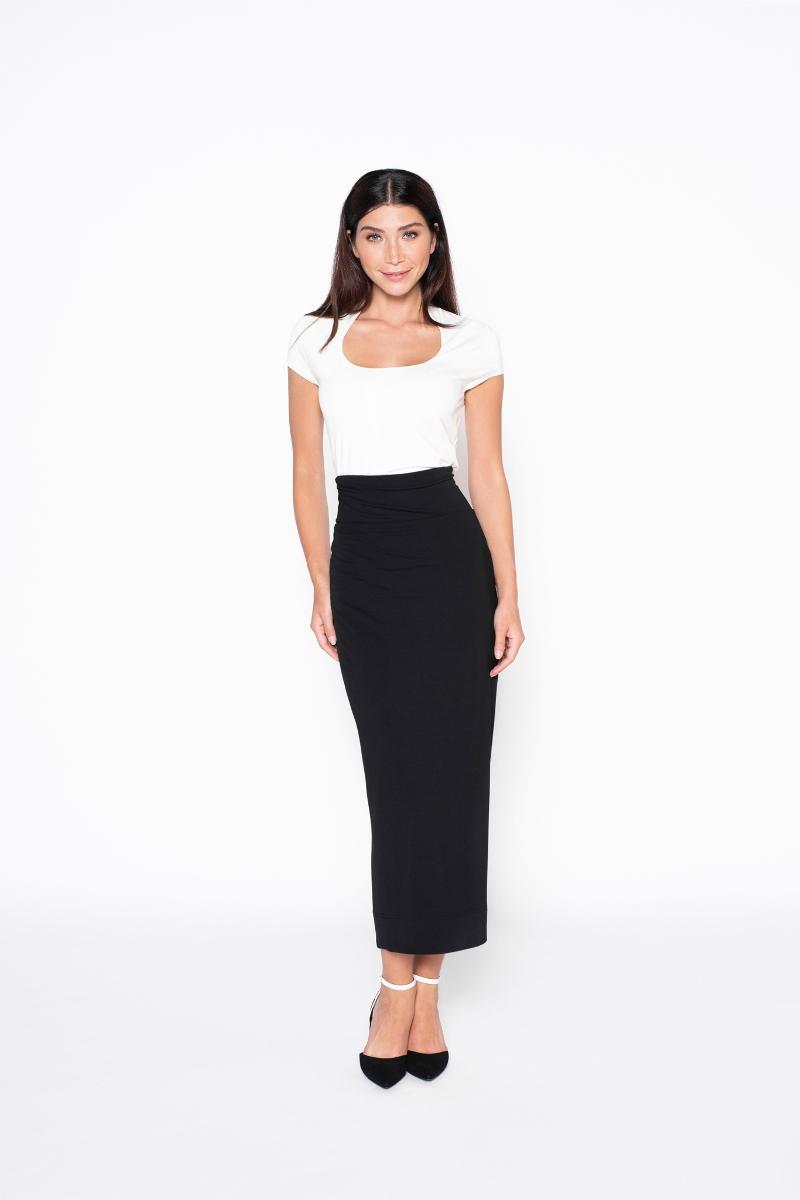 Skirt Long Zebra PR Reversible