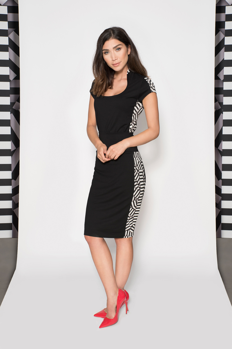 Skirt Double stripe pr
